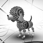 Mechanical Dog bestellen!