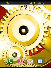 Screenshot von Gold Mechanics