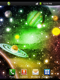 Screenshot von Star Dust