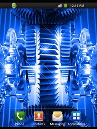 Screenshot von Handset Engine