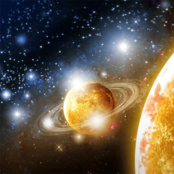Planets Gold