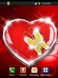Screenshot von Butterfly Love