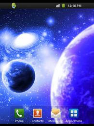 Screenshot von Universe Feeling