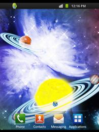 Screenshot von Planet Design