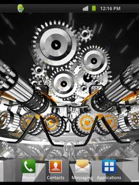 Screenshot von Power Engine