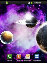 Screenshot von The Universe