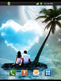 Screenshot von Cloud Love