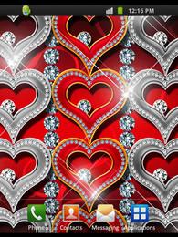 Screenshot von Heart Screen