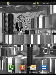 Screenshot von Battery Charger