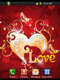 Screenshot von Love Heart