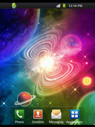 Screenshot von Cool Universe