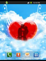 Screenshot von Love Cloud