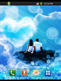 Screenshot von Romantic Couple