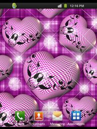 Screenshot von Cute Hearts