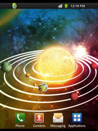 Screenshot von Solar System