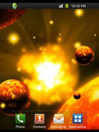 Screenshot von Red Planets