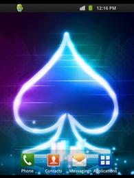 Screenshot von Card Symbole