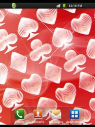 Screenshot von Hearts Diamonds