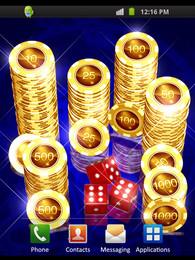 Screenshot von Gold Chips