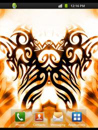Screenshot von Flames Tattoo