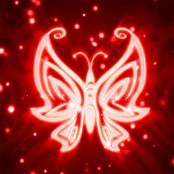 Butterfly Tattoo bestellen!