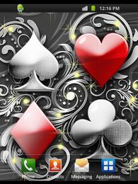 Screenshot von Card Design