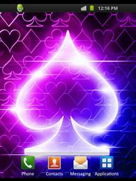 Screenshot von Bling Symbole