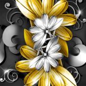 Flower Tattoo bestellen!