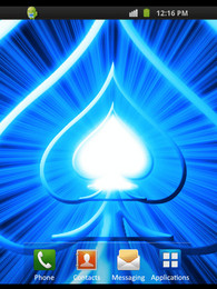 Screenshot von Poker Symbole