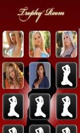 Screenshot von Ein Merkspiel mit heißen Bildern.