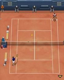 Screenshot von Werde profesionäller Tennisspieler!