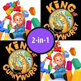 Screenshot von 2in1: Bobbys Blocks + King of Currywurst