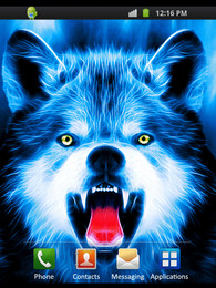 Screenshot von Scary Wolf