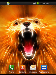 Screenshot von Lion Roar