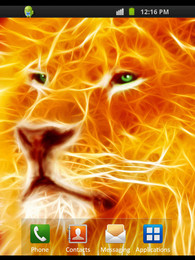 Screenshot von Amazing Lion