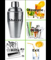 Screenshot von Cocktail Shaker