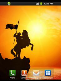 Screenshot von Sunset Horse