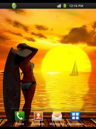 Screenshot von Sunset Summer
