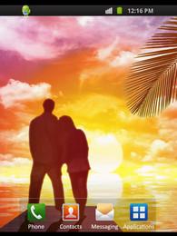 Screenshot von Sunset Love
