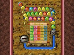Screenshot von 2 preisgekrönte Spiele ('Bingo Blaster' und 'Puzzled?') zu einem Preis! 'Bingo Blaster' vereint das klassische Bingo-Spiel mit schneller Entfernung der Kugeln. In 'Puzzled?' suchst du auf über 250 herausfordernden Leveln nach versteckten Schätzen!