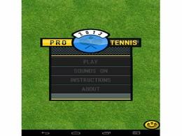 Screenshot von Zeige deine besten Tennisschläge in den prestigeträchtigsten Turnieren des Jahres! Beherrsche deine Schläge und führe sie deinen Gegnern in vier Turnieren vor, jeweils immer auf anderer Oberfläche!