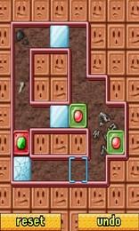 Screenshot von Enthülle vergrabene Schätze in diesem Puzzlespiel mit Suchtfaktor. über 250 Levels und viele Blockarten zum Entsperren!