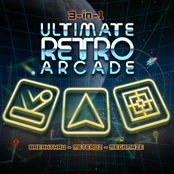 3-in-1 Ultimate Retro Arcade bestellen!