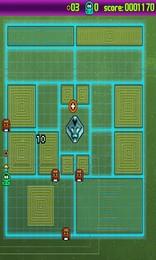 Screenshot von 3 tolle Spiele zum Preis von einem. Coole Vektor-Effekte. Das ultimative Paket fur Arcade-Fans.