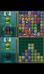"""Screenshot von Die Fortsetzung des beliebten PC-Spiels """"Schatz des Montezuma"""" für Fans von Rätseln und Match-3-Spielen."""