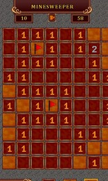 Screenshot von Die heißgeliebten Klassiker Free Cell, Klondike und Spider Solitaire sowie den Evergreen Minesweeper jetzt in einem Paket!