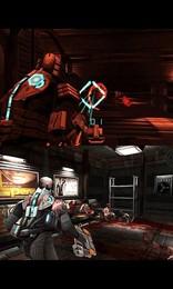 Screenshot von Bist du bereit für DEAD SPACE? Das Sci-Fi-Horror-Meisterwerk ist jetzt auch für Android erhältlich.