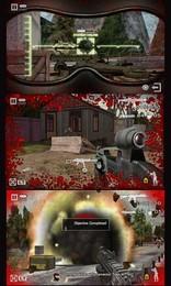 Screenshot von Erlebe mit dem größten, bösesten FPS für Android die adrenalingeballte Intensität von Nahkämpfen.