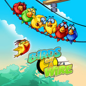 Birds on a wire bestellen!