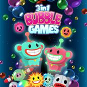 3 in 1 Bubble Games bestellen!